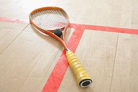 Equipo de squash