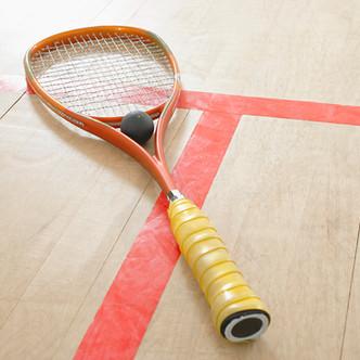 Squash Ausrüstung