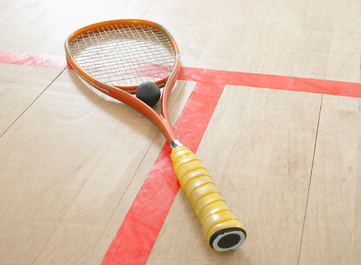 Adult Squash Coaching