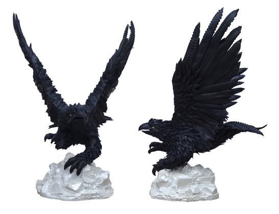 Treaded Eagle
