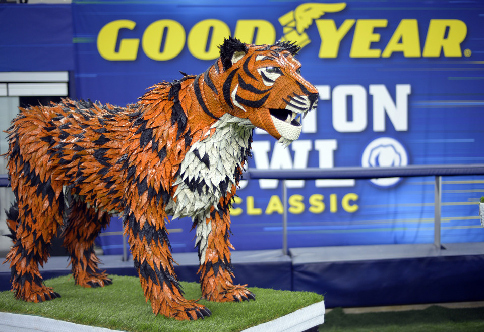 University of Memphis Tiger