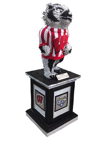 Wisconsin University Bucky the Badger