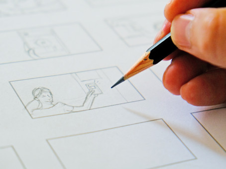 The Blank Storyboard