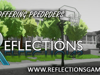 Reflections Now Accepting Preorders at 33% Off!