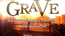 Grave Backer Demo Released!