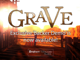 Grave Backer Demo Released!