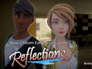 Reflections is now on Steam!