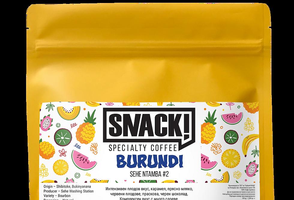 BURUNDI - Sehe Ntamba #2