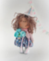 Doll with Party Hat - front.jpg