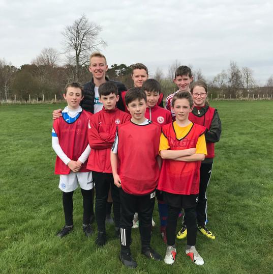 England On Goal Soccer Camp
