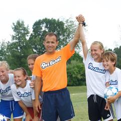 On Goal Soccer Camp