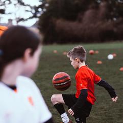 Scotland On Goal Soccer Camp