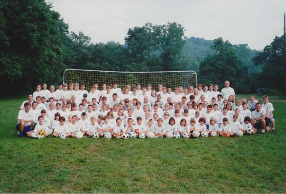 PHBC On Goal Milford Camp