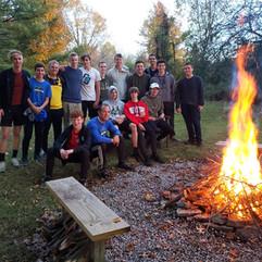 Annual Fire bonfire