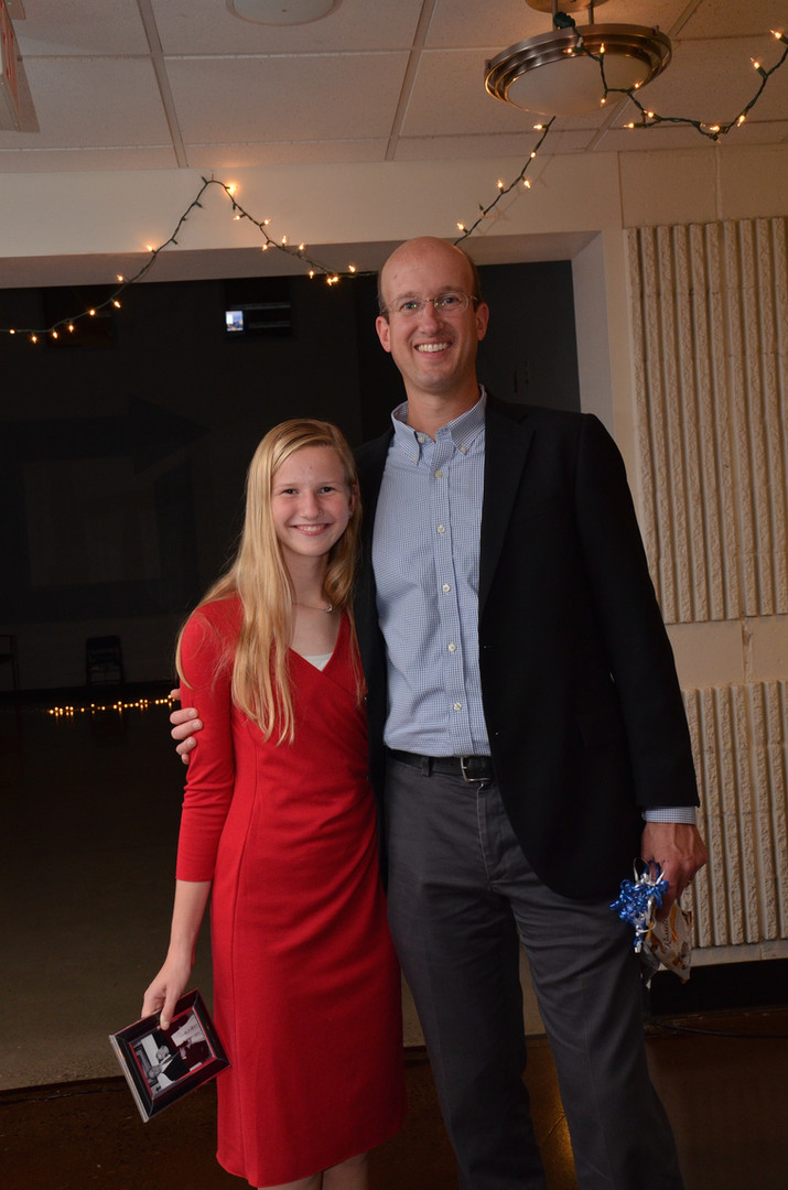 2018 Father Daughter Formal