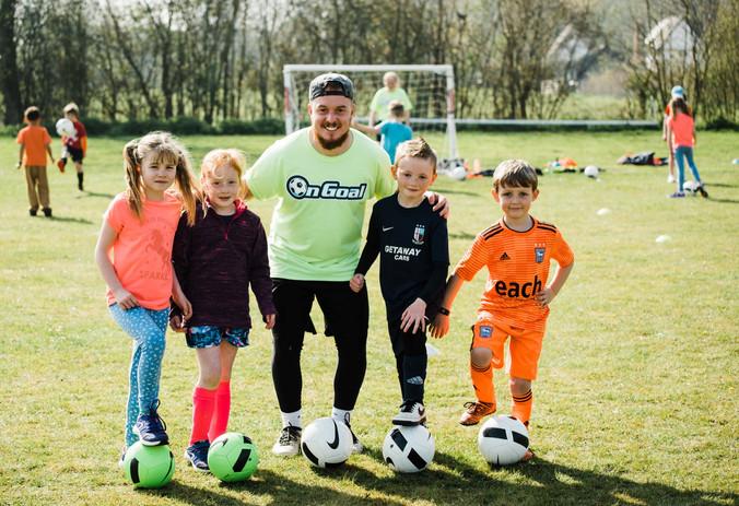 England Soccer Camp