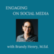 Engaging on Social Media with Brandy Hen