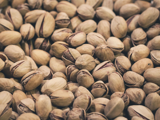Is it safe to eat pistachio nuts when pregnant?