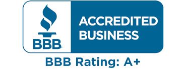 Better Business Bureay Rated A+
