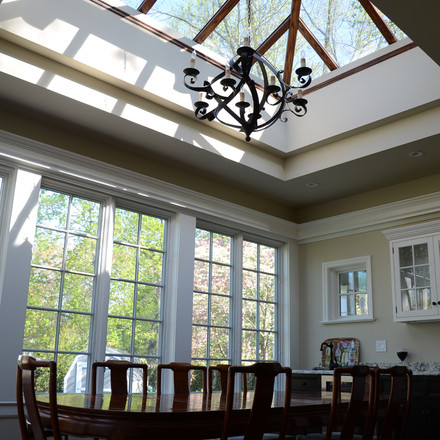 New Kitchen Remodel, Custom Ceiling