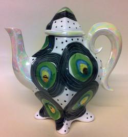 Slipcast Teapot