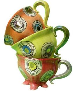 Set of Breakfast Cups