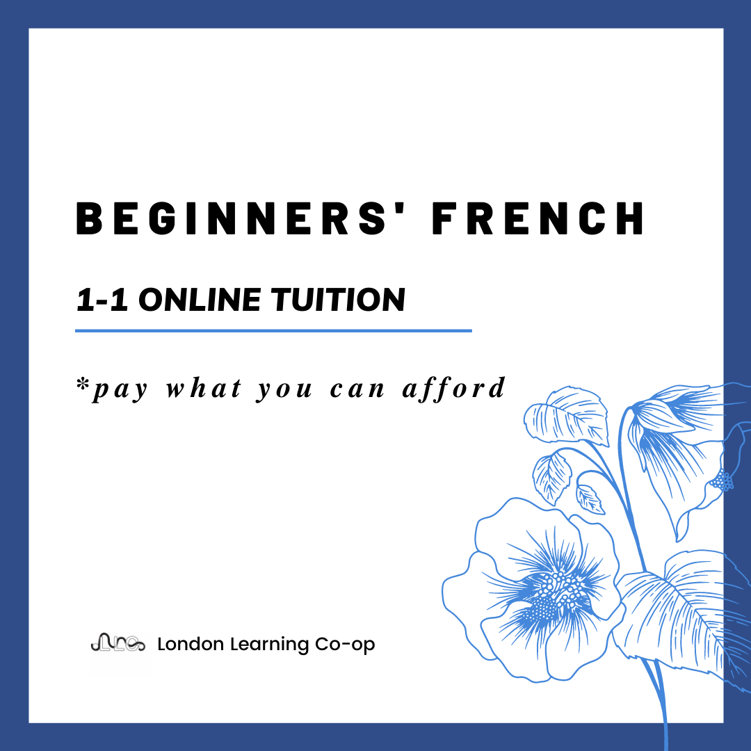 One on One French Sessions