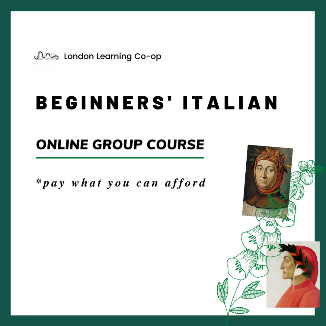 Italian: Group Beginners 1
