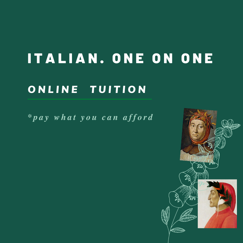 One On One Italian Sessions