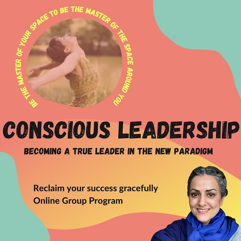 Conscious leadership program - becoming a true leader