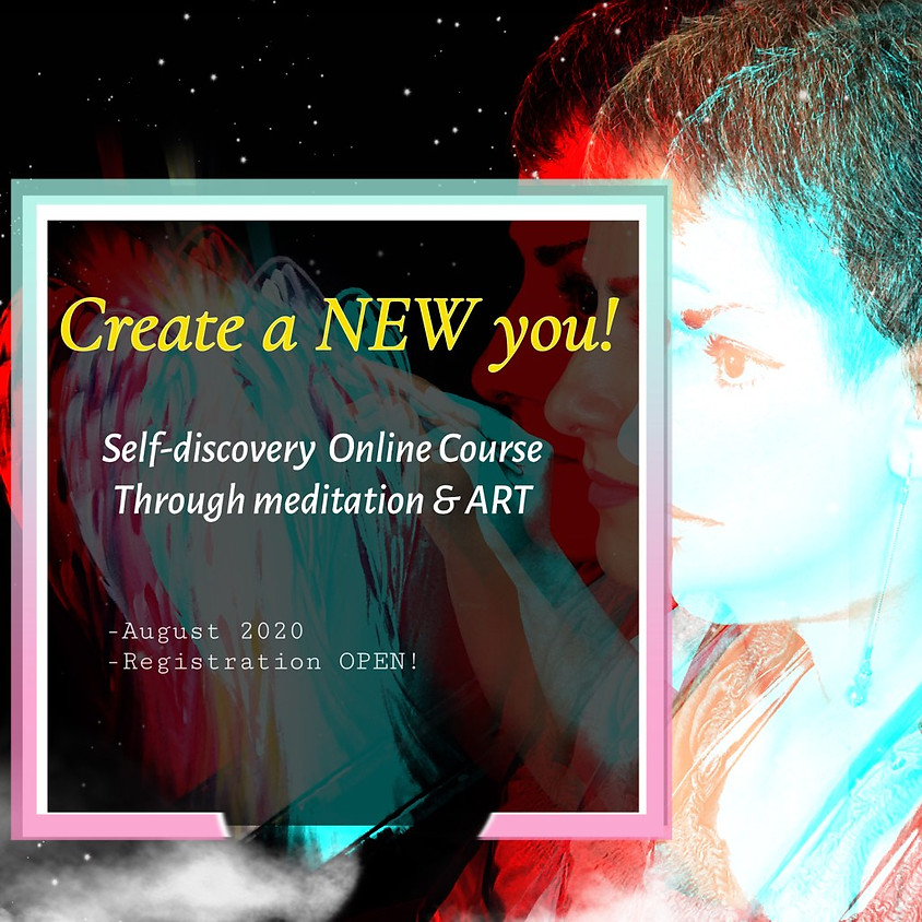 Create a NEW you!