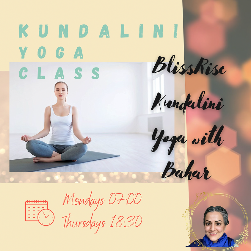 Kundalini Yoga Classes May 2021