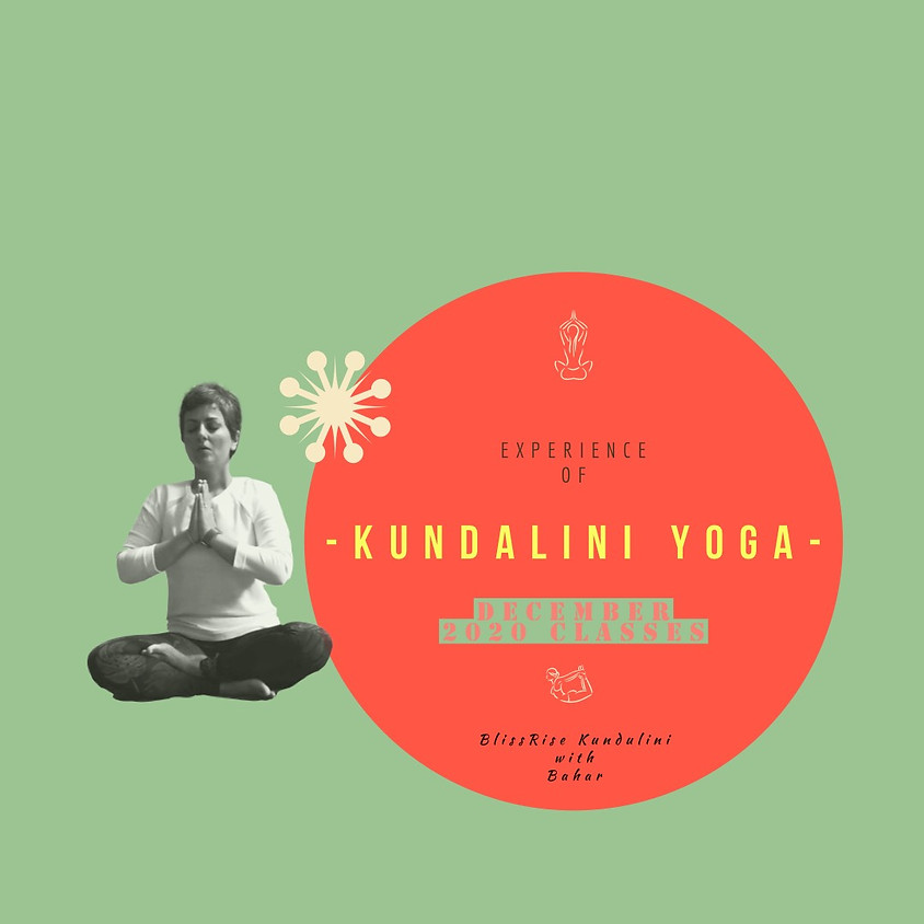 BlissRise - Kundalini Yoga - December 2020