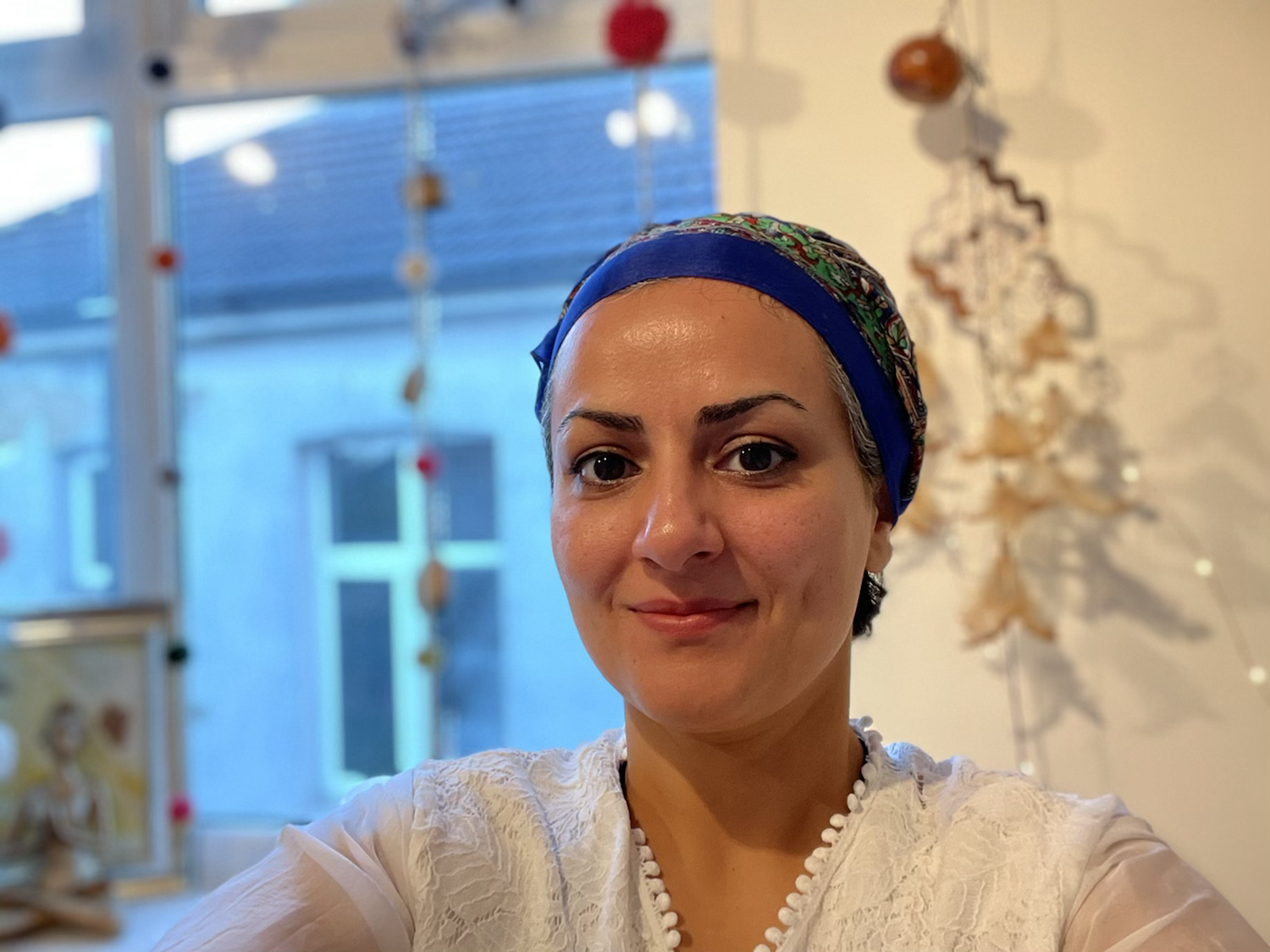 After Kundalini yoga bliss