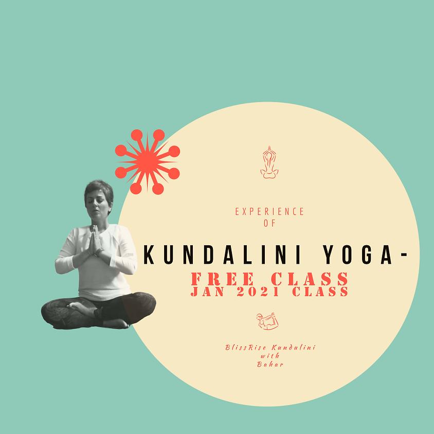 Enhance your energy with Kundalini Yoga Jan 2021