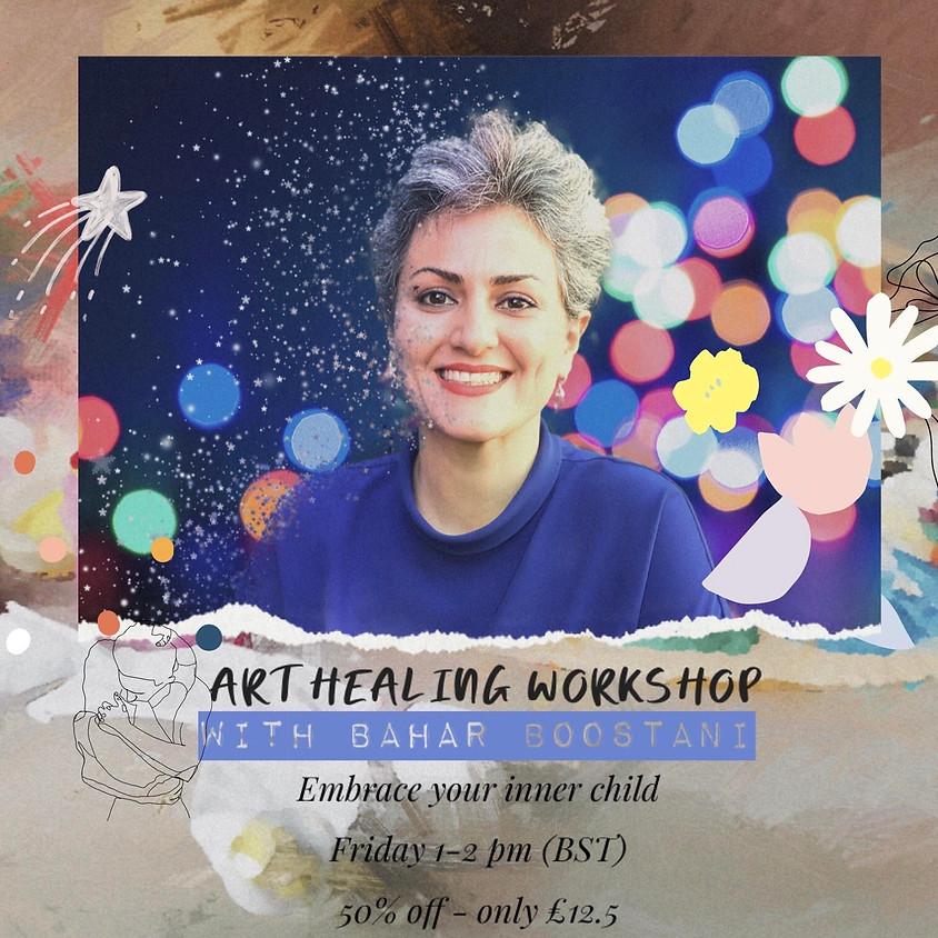Art Healing Workshop - Embrace Your Inner Child