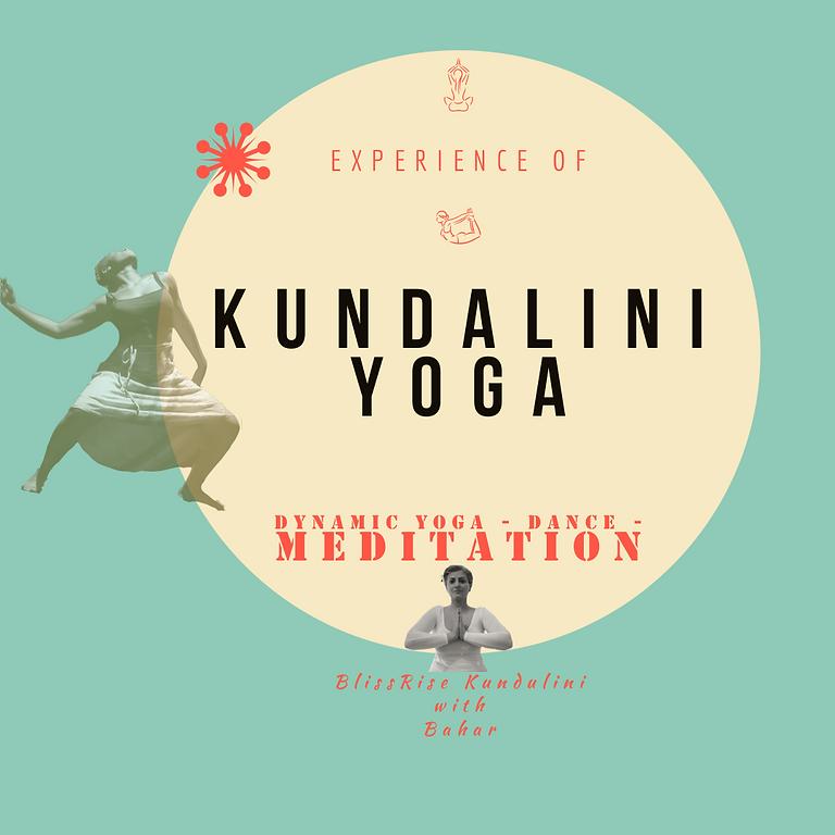 BlissRise - Kundalini Yoga - Dynamic Class