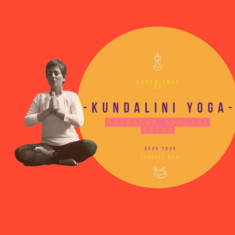 BlissRise - Kundalini Yoga - November 2020