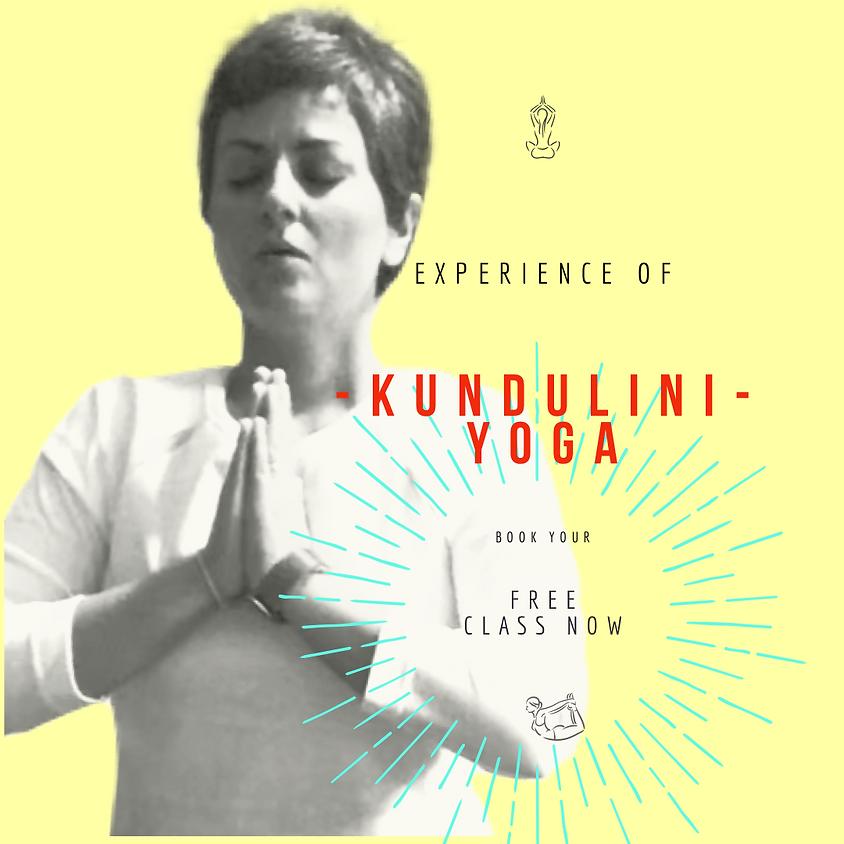 Enhance your energy with Kundalini Yoga