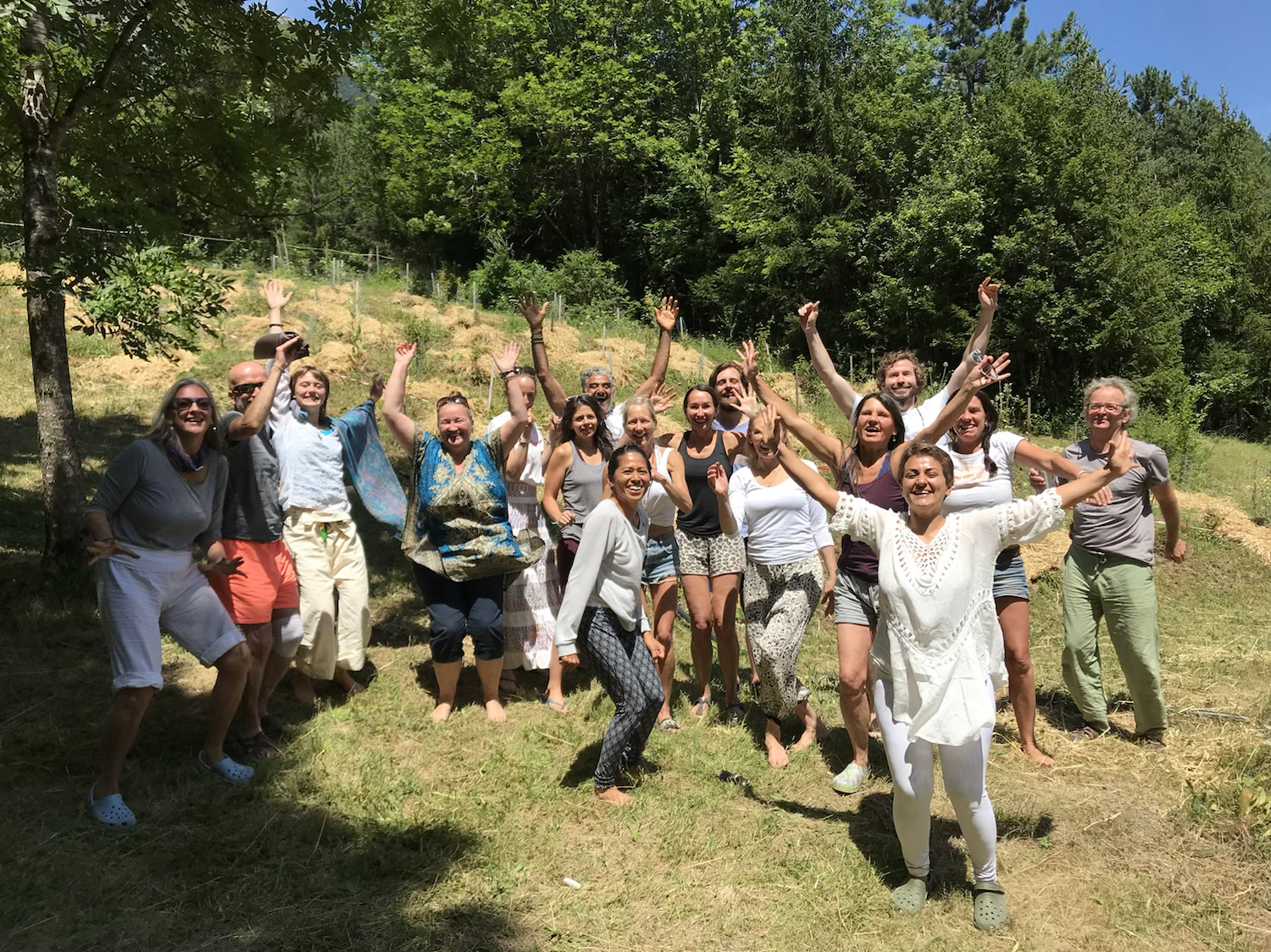 Immersion week -Kundalini Teacher Training - Le Martinet France