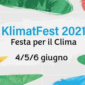 KlimatFest 2021: dal campo al piatto