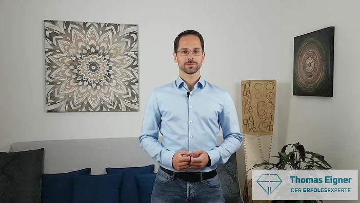 Thomas Eigner Erfolgsexperte mit Trancereise