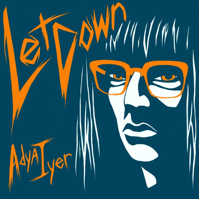 Let Down Album Cover