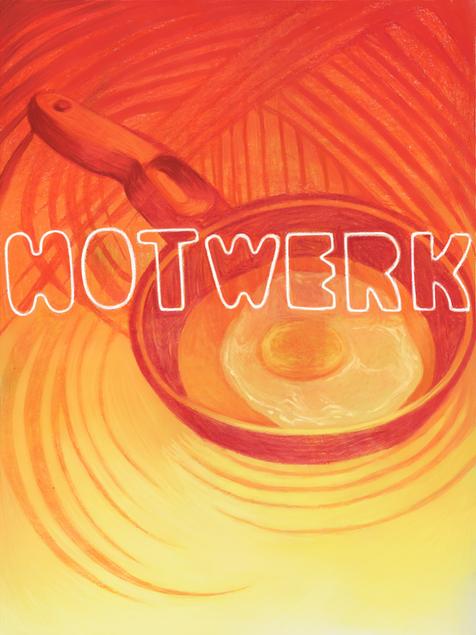 Hotwerk Poster
