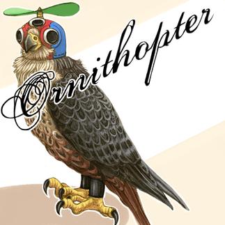 Ornithopter Album Cover