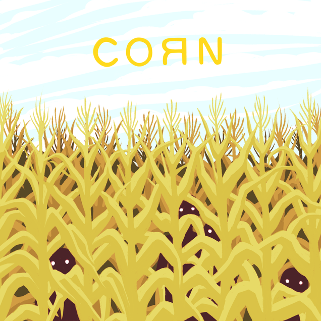 Corn Album Cover