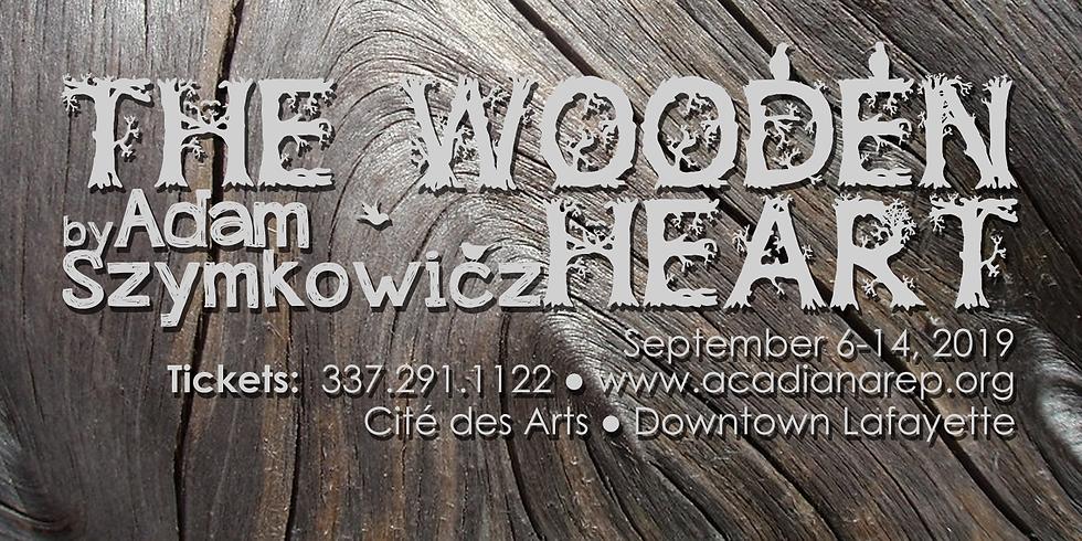 The Wooden Heart by Adam Szymkowicz