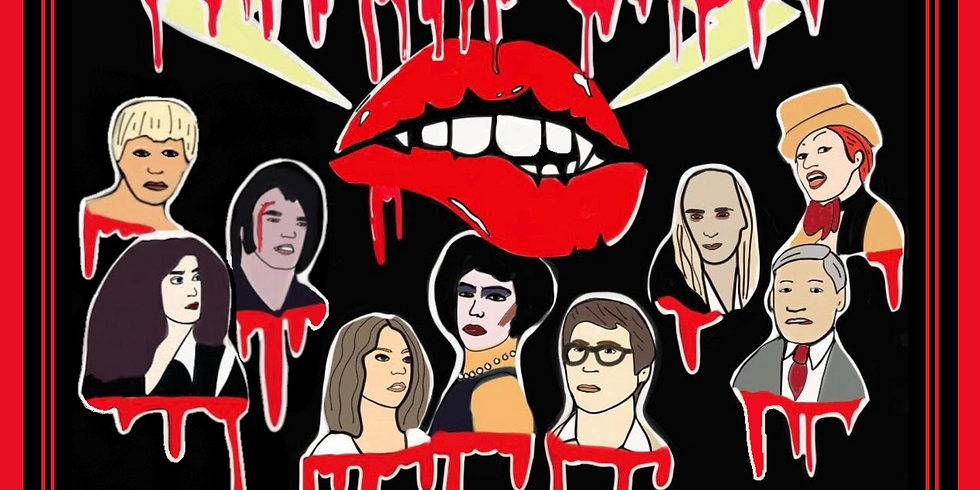 Rocky Horror Picture Show Shadowcast October 31, 2020