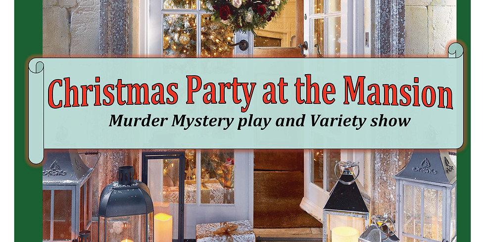 Christmas Party at the Mansion
