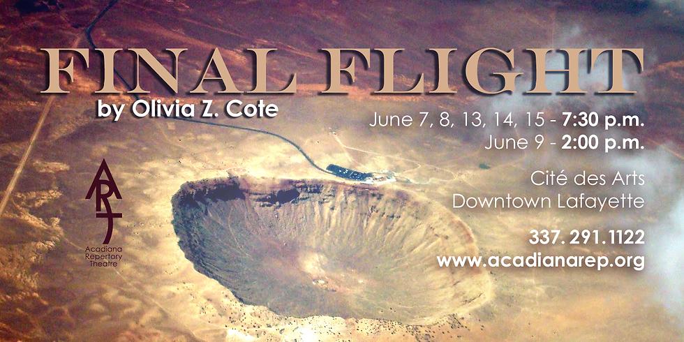 Final Flight by Olivia Z. Cote